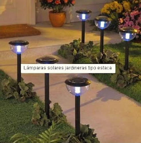 Lampara Solar Nokeros Everblue Tm Paneles Solares En Lima - Luminarias-para-jardin