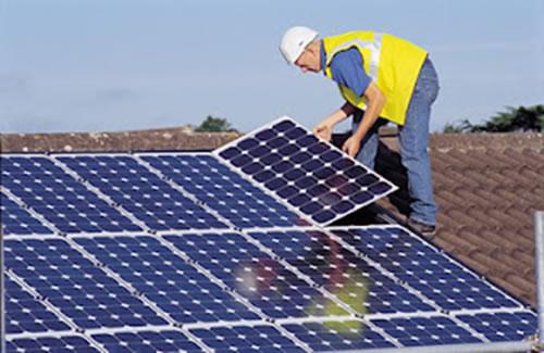 Paneles solares fotovoltaicos everblue tm paneles for Techos para casas economicos precios