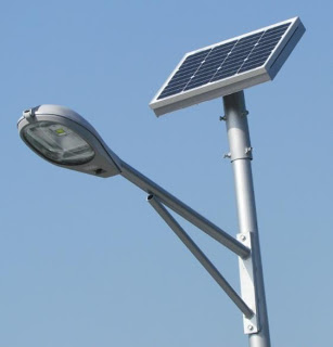 Everblue tm energia verde for Iluminacion solar para exterior